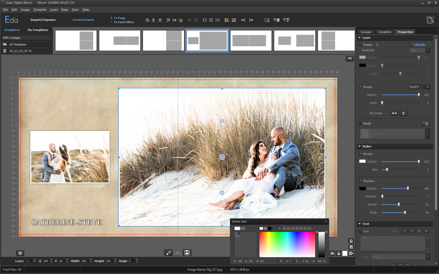 Easy Digital Album The Best Album Designing Software For Wedding Event Photographers